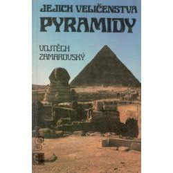 Zamarovský, V.: Jejich veličenstva pyramidy