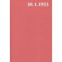 Klimek, A.: 30.1.1933 Nástup Hitlera k moci