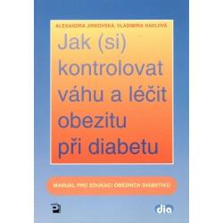 Jirkovská, A., Havlová, V.: Jak (si) kontrolovat váhu a léčit obezitu přo diabetu