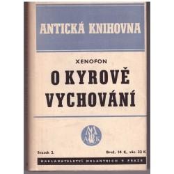 Xenofon: O Kyrově vychování
