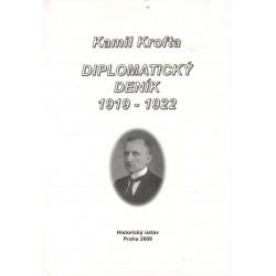 Krofta, K.: Diplomatický deník 1919 - 1922
