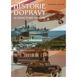 Kol.: Historie dopravy na území