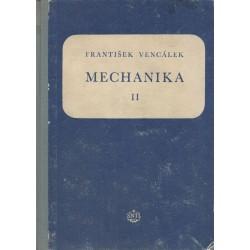 Vencálek, F.: Mechanika II.