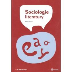Krejčí, K.: Sociologie literatury