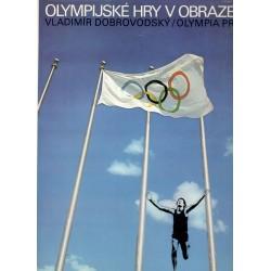 Dobrovský, V.: Olympijské hry v obraze