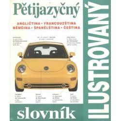Pětijazyčný ilustrovaný slovník