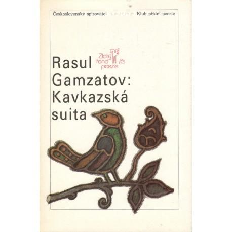 Gamzatov, R.: Kavkazská suita