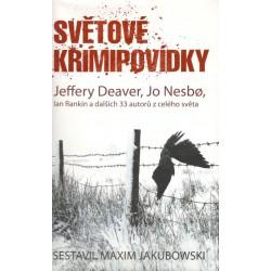 Nesbø, J. a kol.: Světové krimipovídky