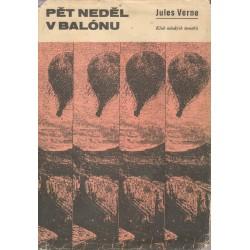 Verne, J.: Pět neděl v balónu