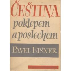 Eisner, P.: Čeština poklepem a poslechem