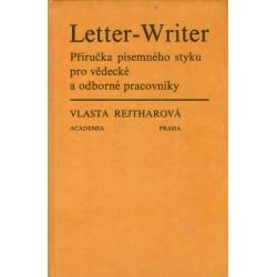 Rejtharová, V.: Letter-Writer - Příručka písemného styku pro vědecké a odborné pracovníky