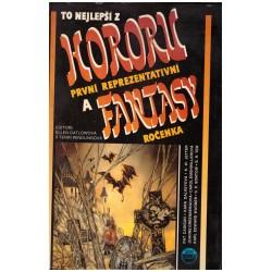 To nejlepší z hororu a fantasy (První reprezentativní ročenka)