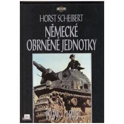 Scheibert, H.: Obrněné německé jednotky