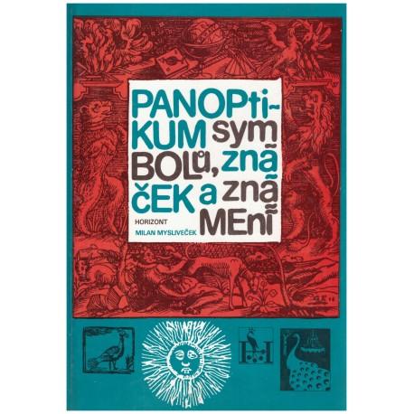 Mysliveček, M.: Panoptikum symbolů, značek a znamení