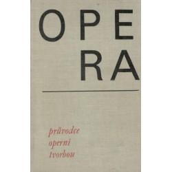 Hotomská, A.: Opera