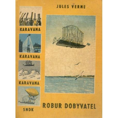 Verne, J.: Robur Dobyvatel