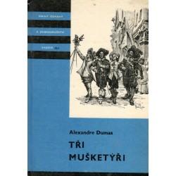 Dumas, A.: Tři mušketýři I.-II.