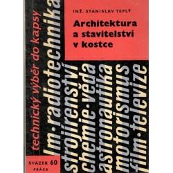 Teplý, S.: Architektura a stavitelství v kostce