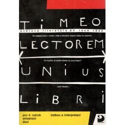 Kol.: Světová literatura po roce1945 pro 4. roč.středních škol
