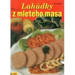 Filipová, L.: Lahůdky z mletého masa