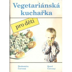 Kol.: Vegetariánská kuchařka  pro děti