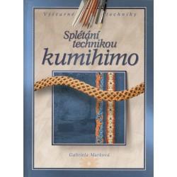 Marková, G.: Splétání technikou Kumihimo