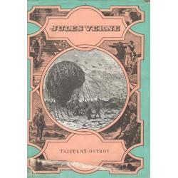 Verne, J.: Tajúplný ostrov
