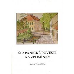 Vlček, J.: Šlapanické pověsti a vzpomínky