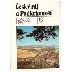 Český ráj a Podkrkonoší (turistický průvodce + mapa)