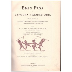 Mounteney-Jephson, A. J.: Emin Paše a vzpoura v Aequatorii
