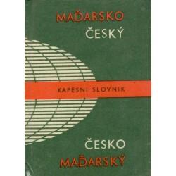 kol.: Maďarsko- Český Česko Maďarský kapesní slovník