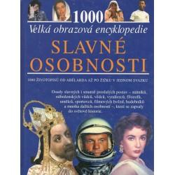 Kol.: 1000 Velká obrazová kniha - Slavné osobnosti