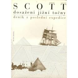 Scott, F., R.: Dosažení jižní točny