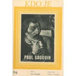 Brejník, A.: Kdo je Paul Gauguin