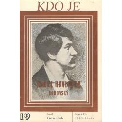 Cháb, V.: Kdo je Karel Havlíček Borovský
