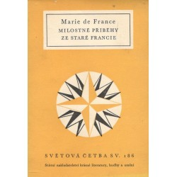 France, M.: Milostné příběhy ze staré Francie