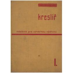Československý kreslíř I. (roč. 1932-33)