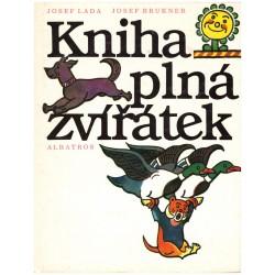 Brukner, J. a Lada, J.: Kniha plná zvířátek