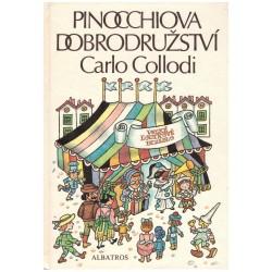 Collodi, C.: Pinocchiova dobrodružství