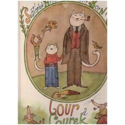 Hrnčíř, Sv. a Born, A.: Cour a Courek (komiks)