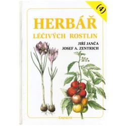 Janča, J., Zentrich J., A.: Herbář léčivých rostlin 4