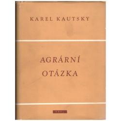 Kautsky, K.: Agrární otázka