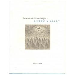 Saint-Exupéry, A.: Letec a živly