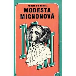 Balzac, H. de: Modesta Mignonová