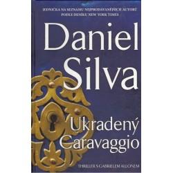 Silva, D.: Ukradený Caravaggio
