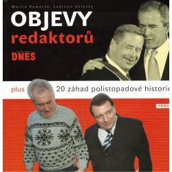 Komárek, M., Verecký, L.: Objevy redaktorů