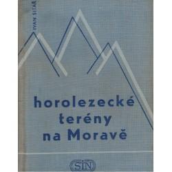 Sitař, I.: Horolezecké terény na Moravě