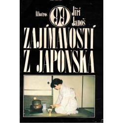Janoš, J.: 99 zajímavostí z Japonska