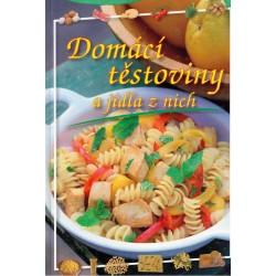 Horecká, Z., Horecký, V.: Domácí těstoviny a jídla z nich
