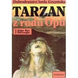 Burroughs, E. R.: Tarzan z rodu Opů